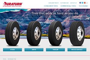 Duraturn-tires